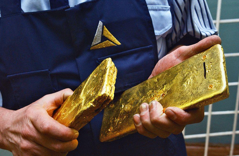 Полюс Золото вакансии.