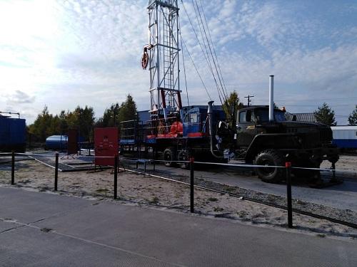 БКЕ Евразия КРС учебный полигон
