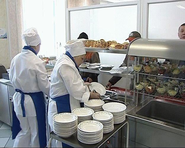 Организации общественного питания на месторождениях - вакансии