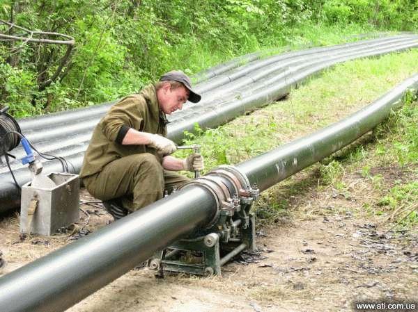 монтаж трубопровода вакансии