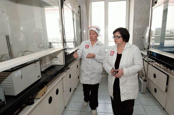ООО Комплексные лаборатории - вакансия