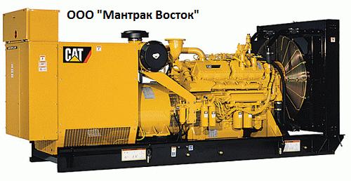 дизель-генераторных установок тип Caterpillar