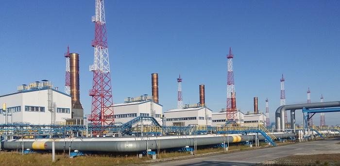 Бованенковское НГКМ  АО Газпром центрэнергогаз (Ямбургский)