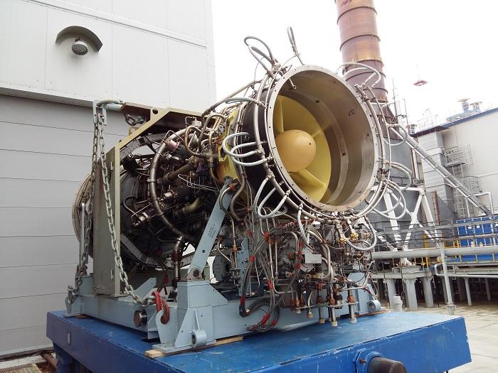 филиала «Ямбургский» АО «Газпром центрэнергогаз» ремонт оборудования на ямале