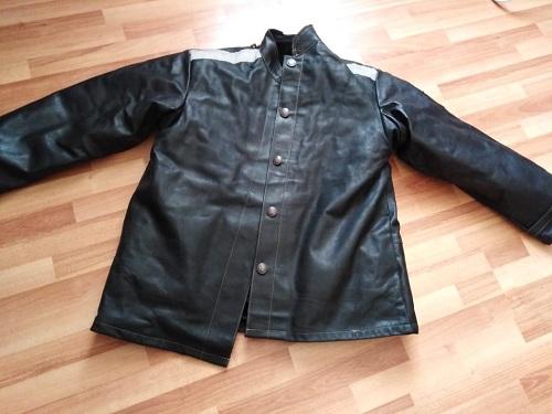 куртка для сварщика зима
