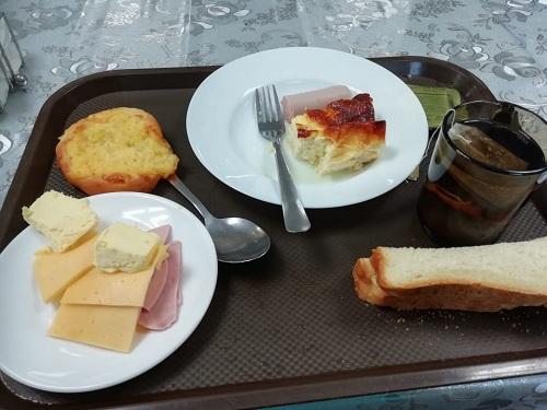 ЗАРУБЕЖНЕФТЬ-добыча Харьяга завтрак