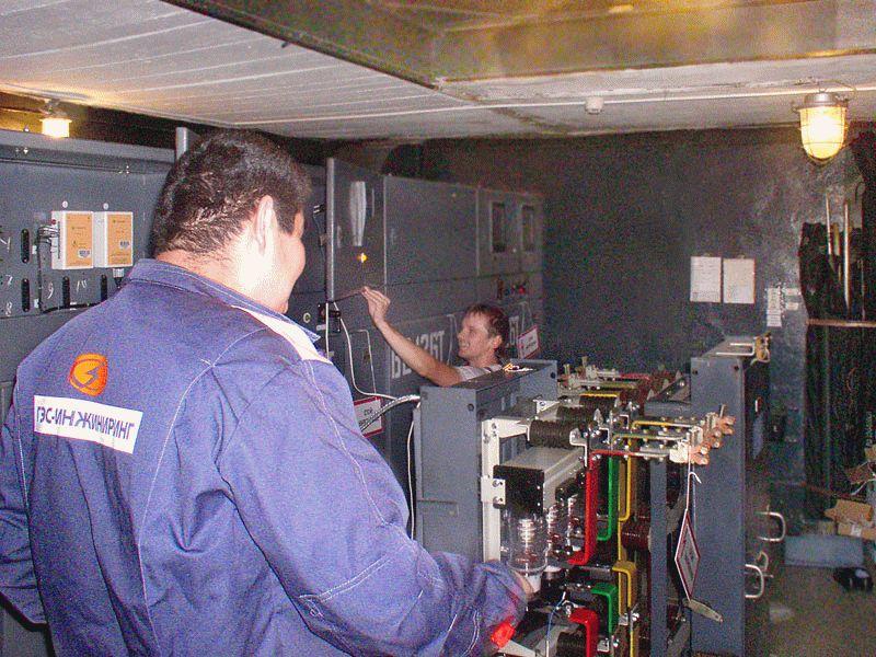 ООО ГЭС-инжиниринг вакансии